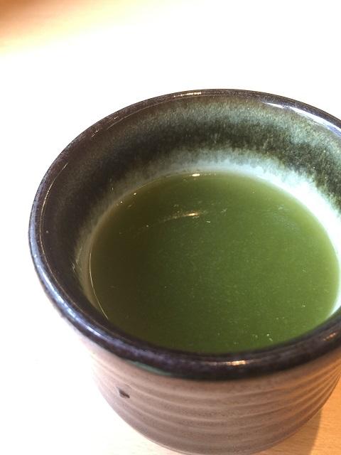 柏戸銀寿司 茶