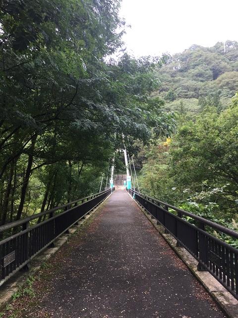 なびら雪吊り橋1