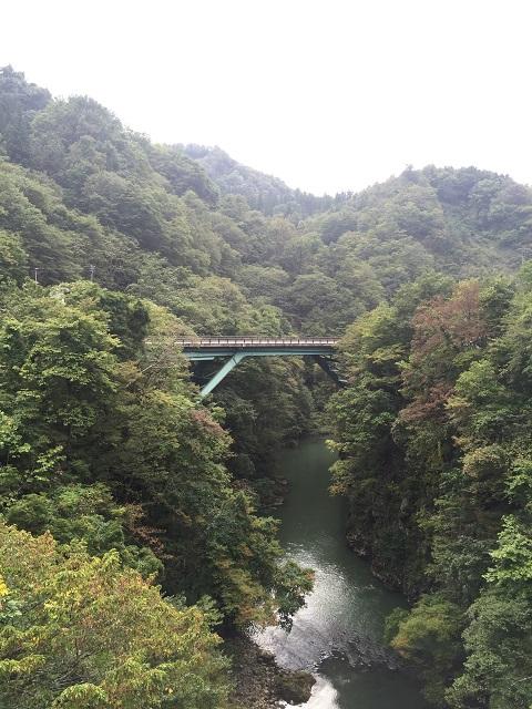 なびら雪吊り橋2