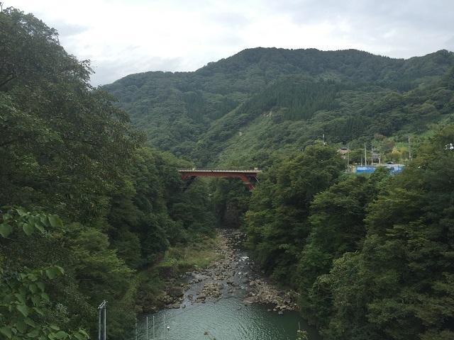 月山あさひ博物村 ふれあい橋2