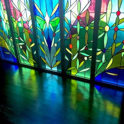 教会ステンドグラス