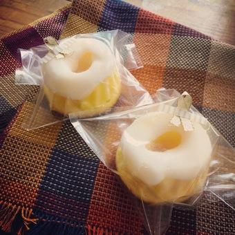 おやつおさけ2016ブーケさんレモンケーキ
