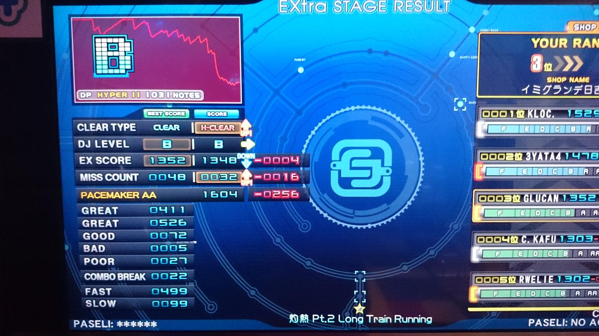 灼熱2DPH H