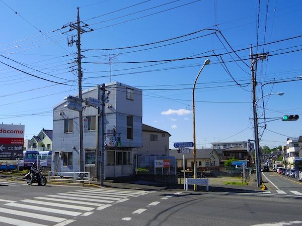 「奈良橋庚申塚」