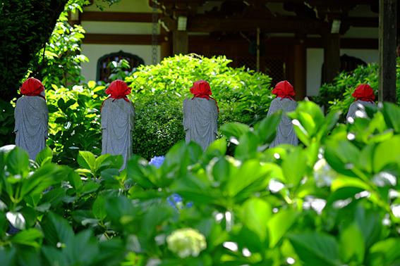 妙楽寺のお地蔵さん