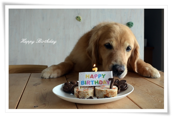 DSC_7683誕生日ケーキ前で