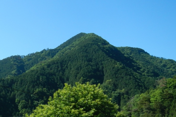 川苔山 001
