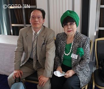 桂 由美先生