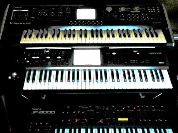 KRONOSV-Synth GTJP-8000