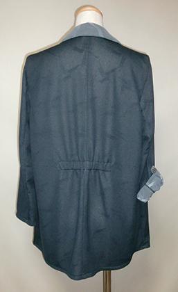 柔らか素材でジャケット
