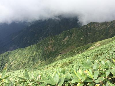 1609 谷川岳