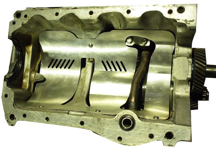 gearbox buffulplate