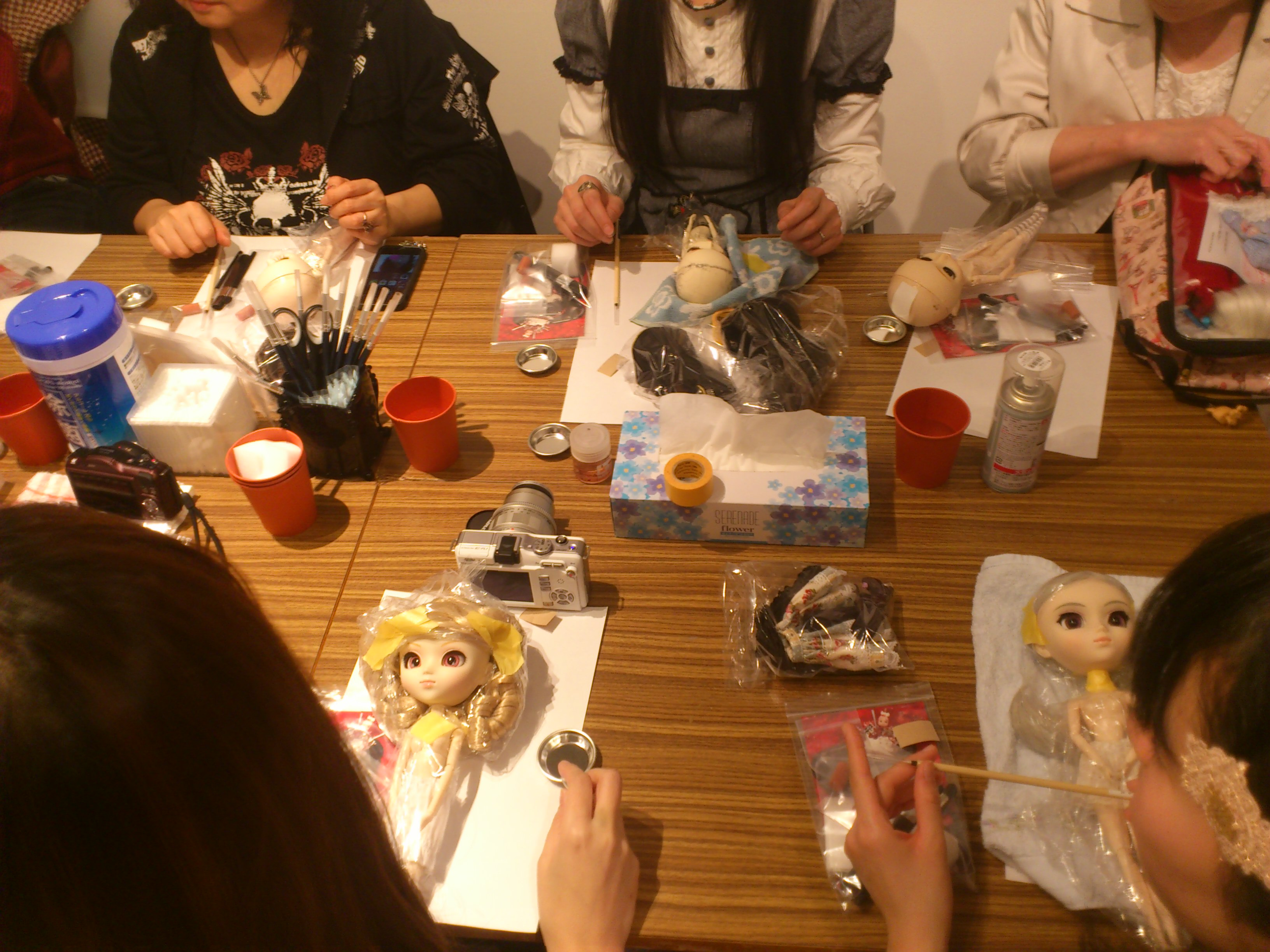 Doll Workshop