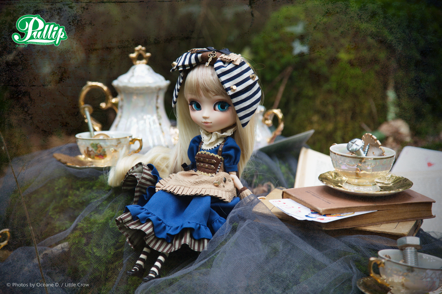 Steampunk teaparty