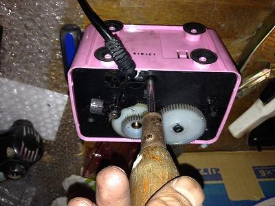 鉛筆削り修理 (6)