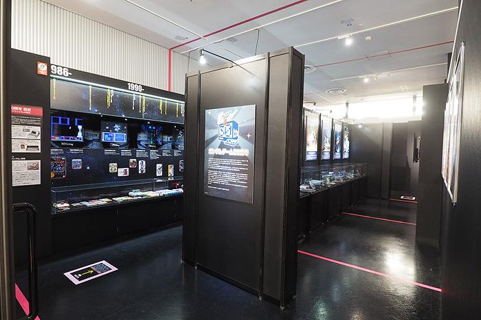 ガンダムゲーム30周年展 007