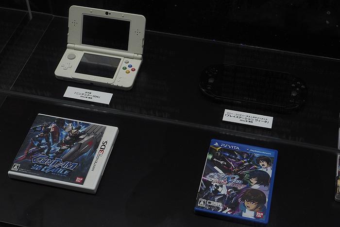ガンダムゲーム30周年展 072