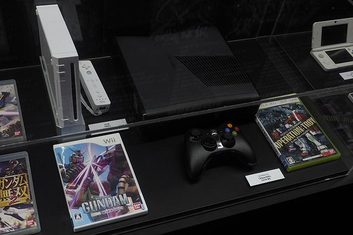 ガンダムゲーム30周年展 070