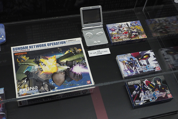 ガンダムゲーム30周年展 066