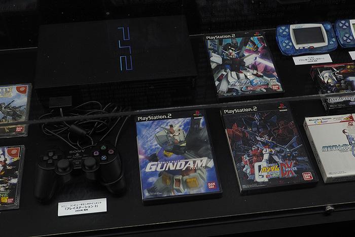 ガンダムゲーム30周年展 063