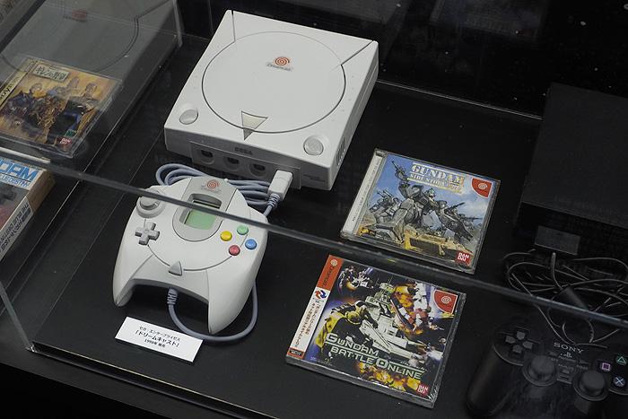 ガンダムゲーム30周年展 062