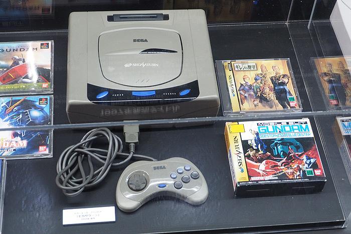 ガンダムゲーム30周年展 059