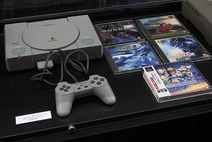 ガンダムゲーム30周年展 056