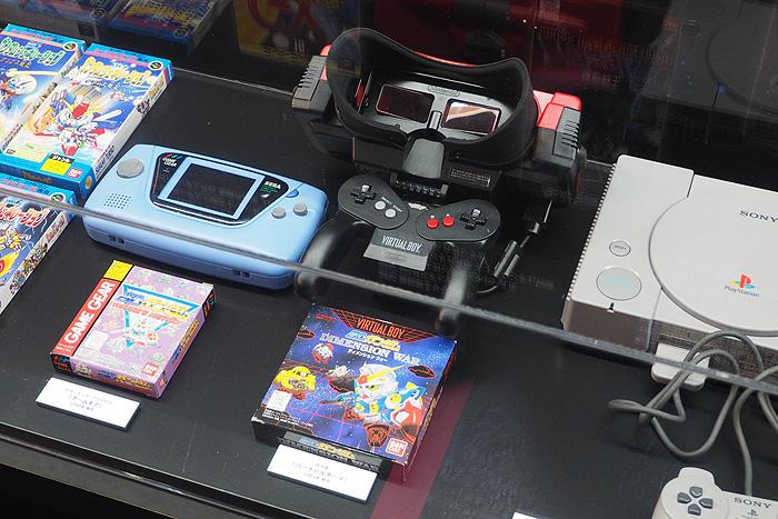 ガンダムゲーム30周年展 054