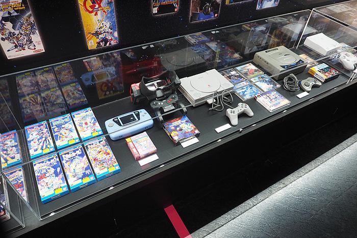 ガンダムゲーム30周年展 051