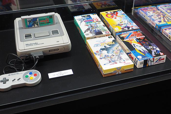 ガンダムゲーム30周年展 048
