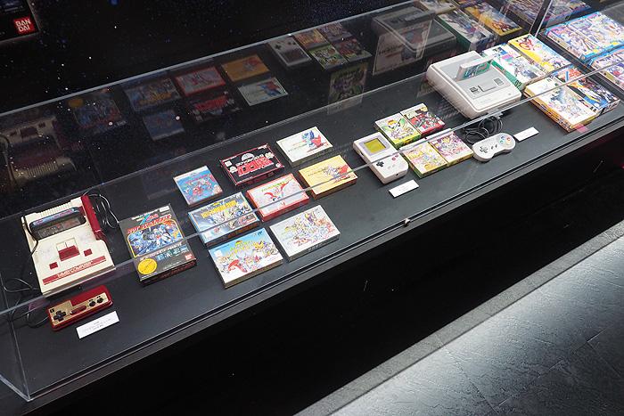 ガンダムゲーム30周年展 042