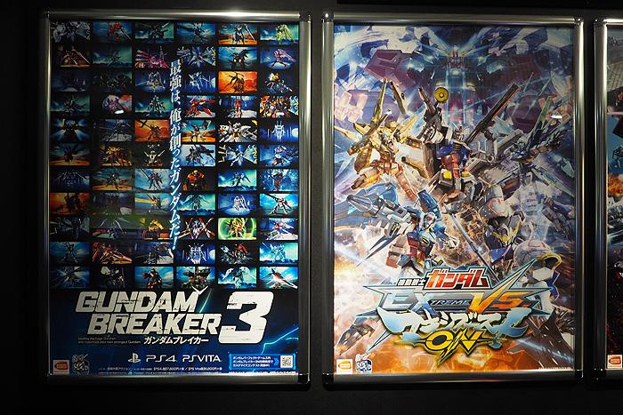 ガンダムゲーム30周年展 099