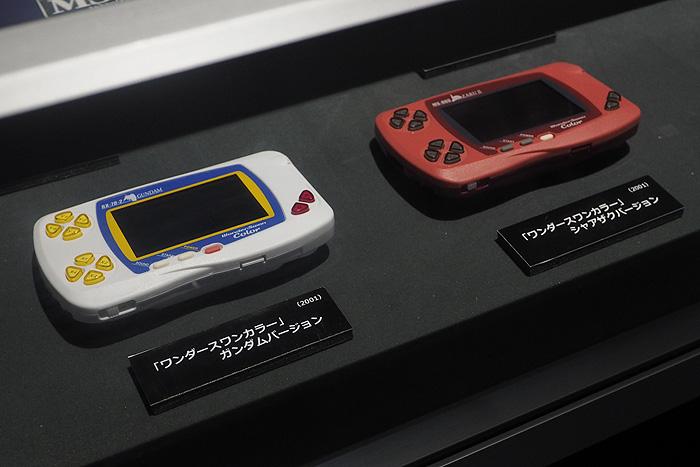ガンダムゲーム30周年展 077