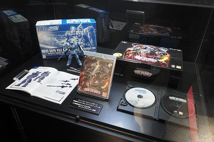 ガンダムゲーム30周年展 139