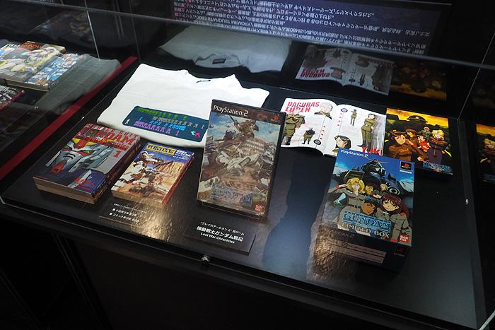 ガンダムゲーム30周年展 128