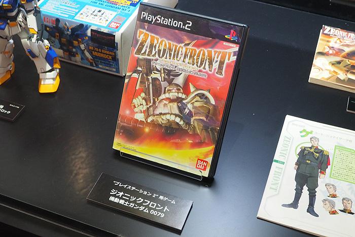 ガンダムゲーム30周年展 125