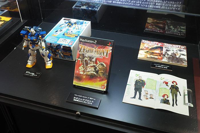ガンダムゲーム30周年展 122