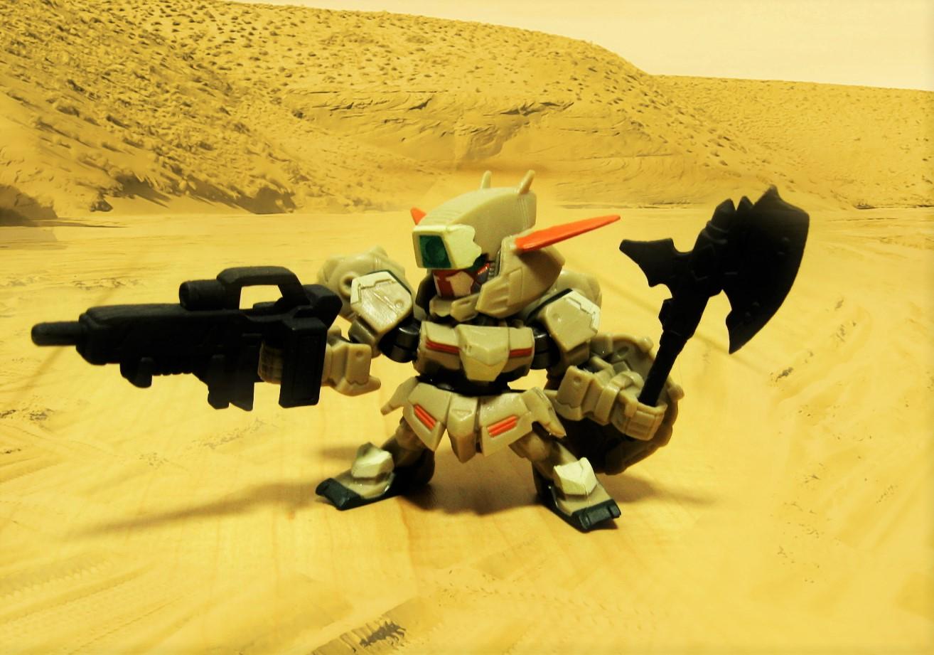 DASH グシオンリベイク デジラマ 砂漠 キャニオン