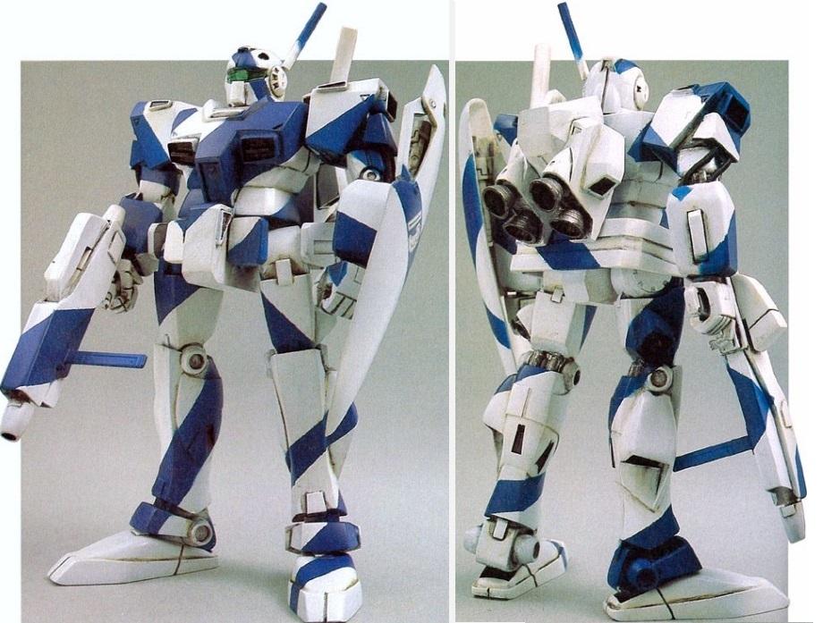 RS-82B-R ジムII改