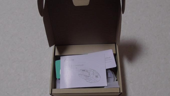 ゲーミングマウスのレビュー Aukey KM-C1-41-30-142