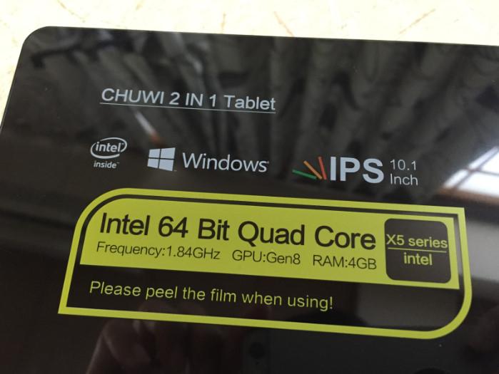 10.1インチCHUWI HiBook Proタブレットレビュー 03-51-11-603