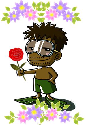 ジプシー小僧5月クレマチス