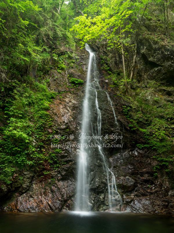 払沢の滝 C