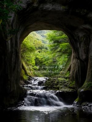 濃溝の滝 C