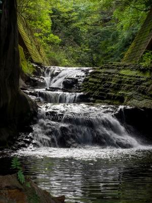 濃溝の滝 D