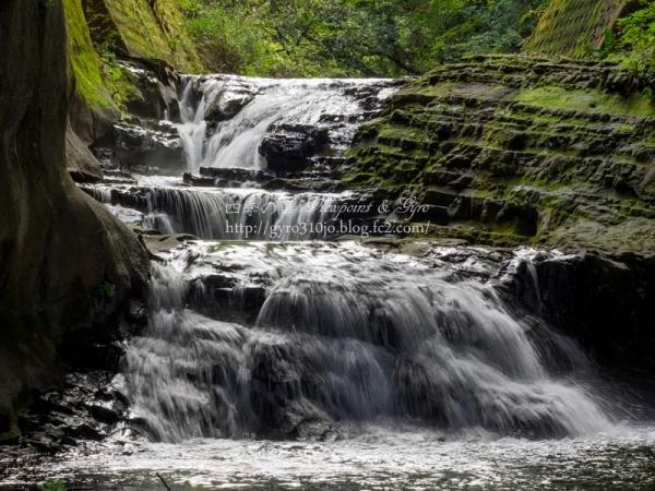 濃溝の滝 E
