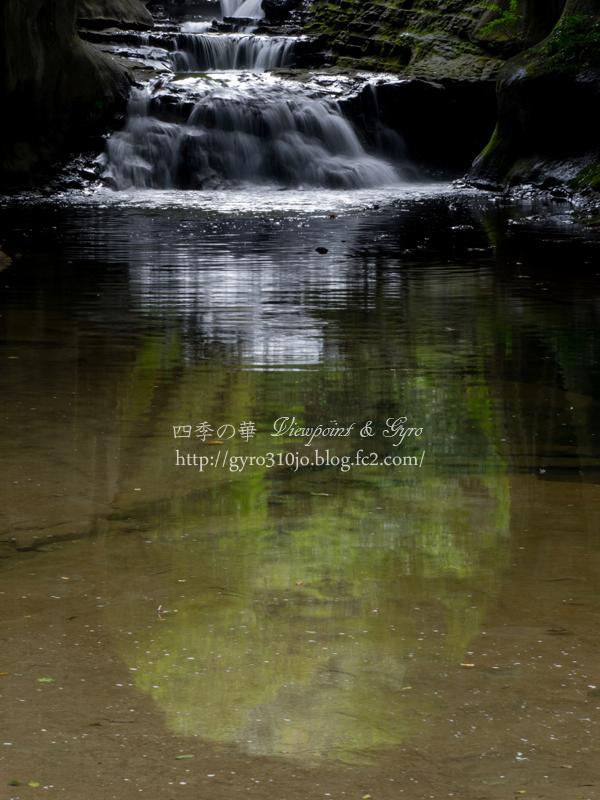 濃溝の滝 J