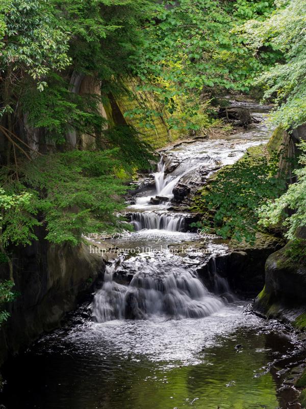 濃溝の滝 K