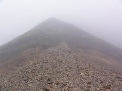 斜里岳 065