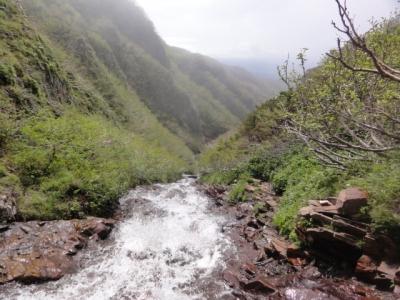 斜里岳 095